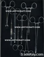 Fine quality Stainless Steel Surgical and Dental Instruments.
