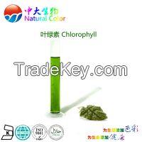 natural colour chlorophyll food additives pigment