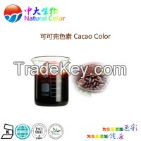 natural Cacao pigment food additives pigment
