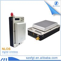 small size hd-sdi 1080p nlos cofdm video wireless aerial transmitter
