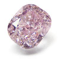 1.03 Ct. Radiant Shape Loose Diamonds Natural Diamond Pink VS1 GIA