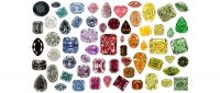fancy color Natural GIA-IGI-HRD certified diamond , Pink Color , yellow green brown chocolate color diamond