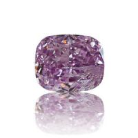0.31 Carat Natural Diamond GIA Certificate Fancy Intense Purple Pink Color