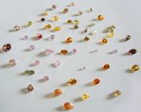 Natural rose cut earthmined loose icy diamonds