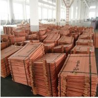 copper cathode 99.99% manufacture supply world market export grade