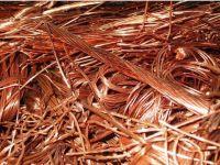 100%Copper Wire Scrap Millberry, scrap...
