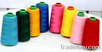 Sell polyester thread(sewing thread)