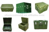 OEM Military Case. Rotational Military Box