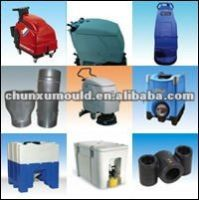 OEM Water Tank for Polishing Machine, Carpet Cleaning Machine by Rotational Mould