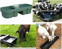 Rotomolding Hanging Troughs, Livestock Feeder, Made of PE by OEM Service