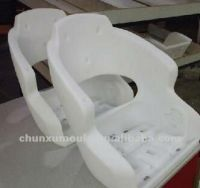 Fabricated Boat Chairs, Roto-Mold Boat Accessories, CNC Aluminium Toolings