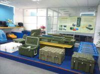 OEM Aluminium Casting Mould for Plastic Military Transport Storage Boxes