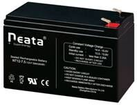 Valve regulated lead battery 12v 7.5ah lead acid maintenance free rechargeable solar battery
