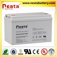 12v 100ah Long Life solar batteries Deep Cycle battery