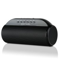Music Angel Bluetooth Speakers NFC Hand-Free Call CSR 4.0 Portable Wireless Sound Quality Speaker TF Card Connect with Bluetooth Devices up to 10 Hours Playtime