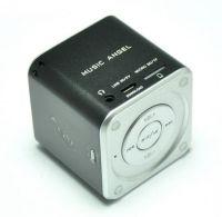 Music Angel Mini Speaker Multimedia Speaker Md06bt Bluetooth USB Music Speaker Support TF/SD Card for MP3, MP4, CD, DVD Phone, GPS, PSP, Mobile Phone, Notebook