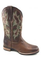 Women Casual Embroidered Western Cowboy Boots