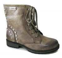 Vintage-look Rivet Of Women Fashion Casual Boots