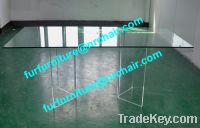 SELL acrylic dining table