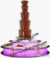 SELL Acrylic LED Chocolate Fountain Base(NR_ALE021)