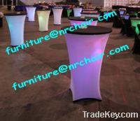 Sell LED poseur table