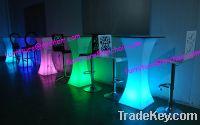 Sell acrylic LED bar table