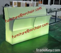 Sell acrylic LED bar counter