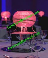SELL wedding ceremony acrylic LED lighted table decorative centerpiece