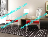 Sell Shanghai wholesale clear lounge PC Pedrali Pasha armchair