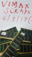 Computer RAM Scraps