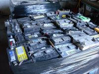 Lead Battery Scraps