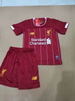 2019-2020 Kid Soccer Kits Uniform Children Football Kits Football Uniforms With Shirt And Short Soccer Wear