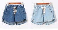 Women Jeans Short Fashion Jeans Girl Denim Short Pants Denim Trousers