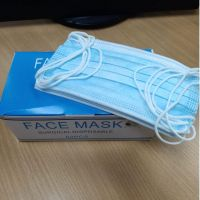 Medical Breathing Nonwoven Disposable N95 Respirator Face Mask