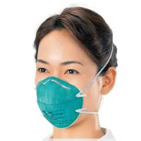N95 Disposable Dust Particulate Respirator Face Mask with Valve