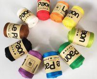 80% bamboo fiber yarn 20% wool blended yarn