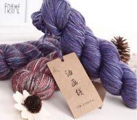 100% Merino Wool Yarn, 100% Baby Alpaca Yarn