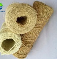 High Quality 100% Natural Material Sisal Yarn