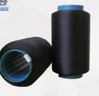 Full Dull 75D/36F Twist Label Polyester DTY Yarn