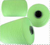 100% polyester spun fancy yarn for knitting scarf