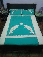 Handmade Designer's BedSheets (Bed sets)