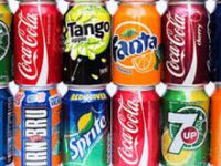 Pepsi Cola, Fanta, Sprite Soft Drinks