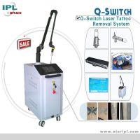 Q-Switch Nd:Yag laser