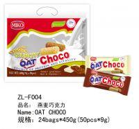 Oatmeal Chocolate(white+black chocolate)
