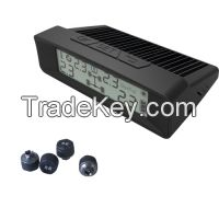 Solar charge tpms