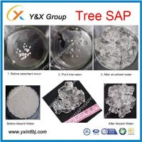 agriculture super absorbent polymer(sap) used for tree planting