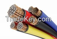 Electric Wires & Cables