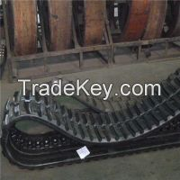 Skid Steer Loader Rubber Track (B450-84-56) for Construction Machinery