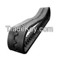 Widely Used Blaw Knox PF4410 Asphalt Paver Rubber Track (356-152.4-46)