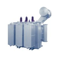 SELL S9 series oil-immersed power transformer of class 35kV with dual-winding off-circuit-tap-changing